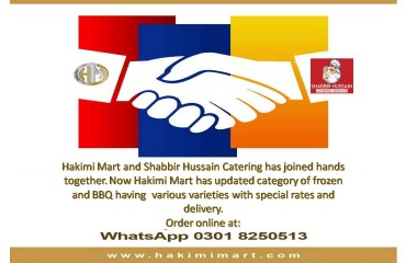 HM Update # 15. Joining Shabbir Hussain Catering at Hakimi Mart